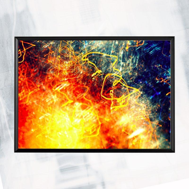 JA01-EX-CJ Trace Illusion II_framed