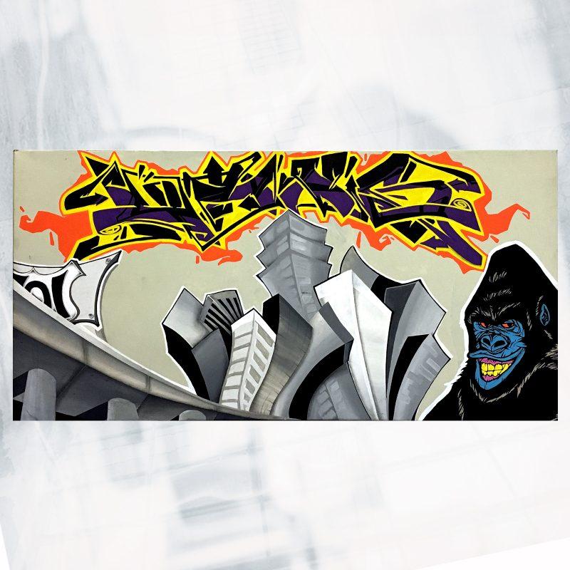 king kong aint got shint on me background