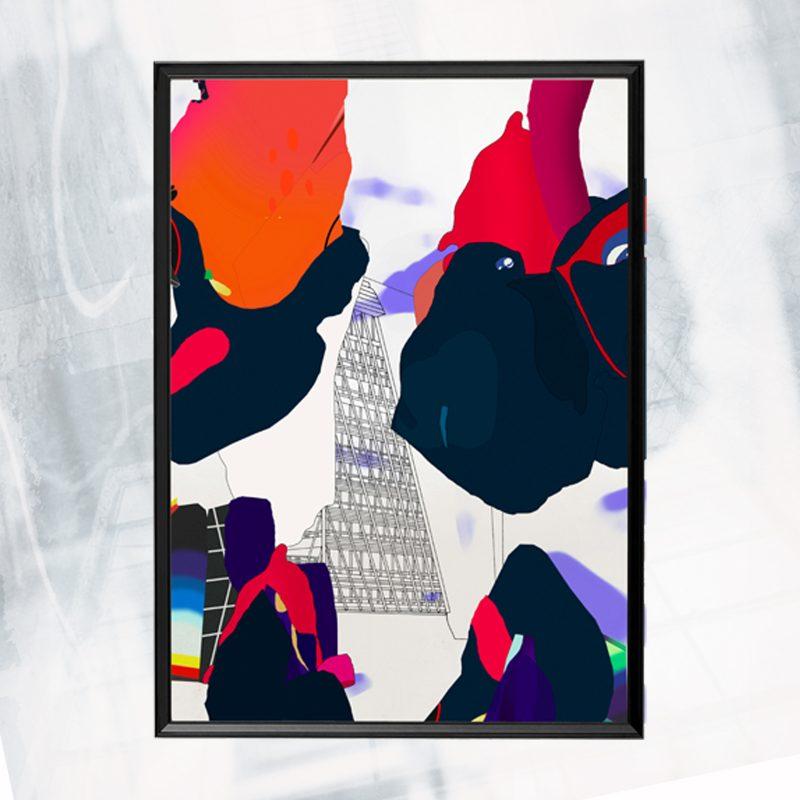 BS01-EX-G-Landscape I_framed
