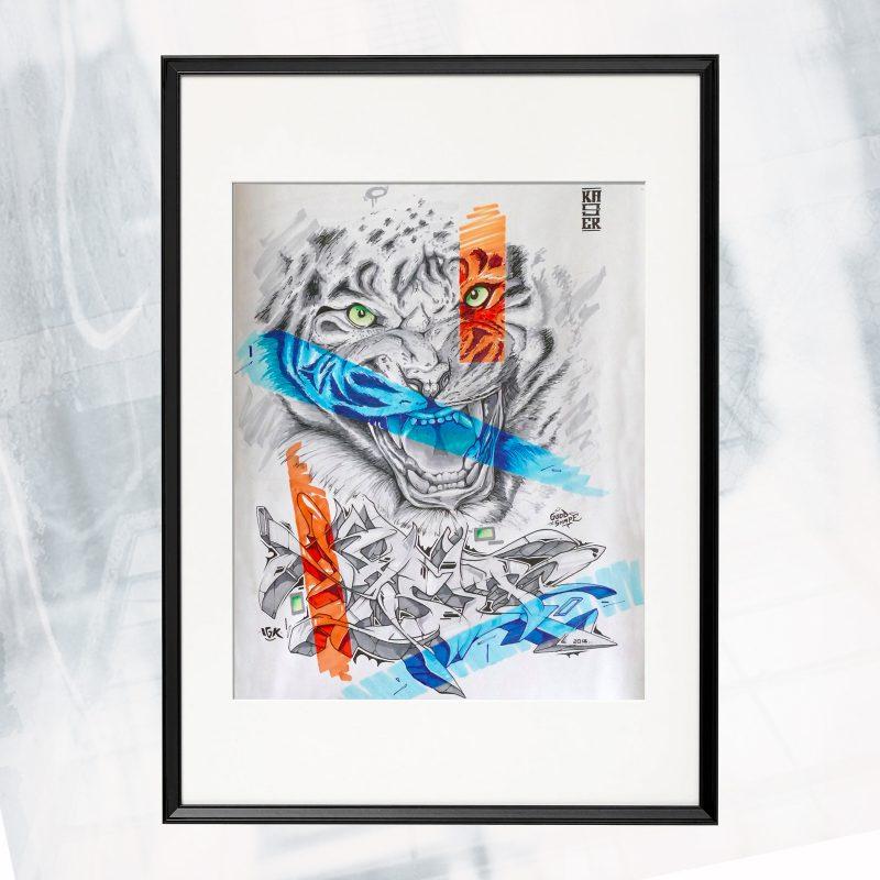 DS01-EX-L-Tiger style_framed