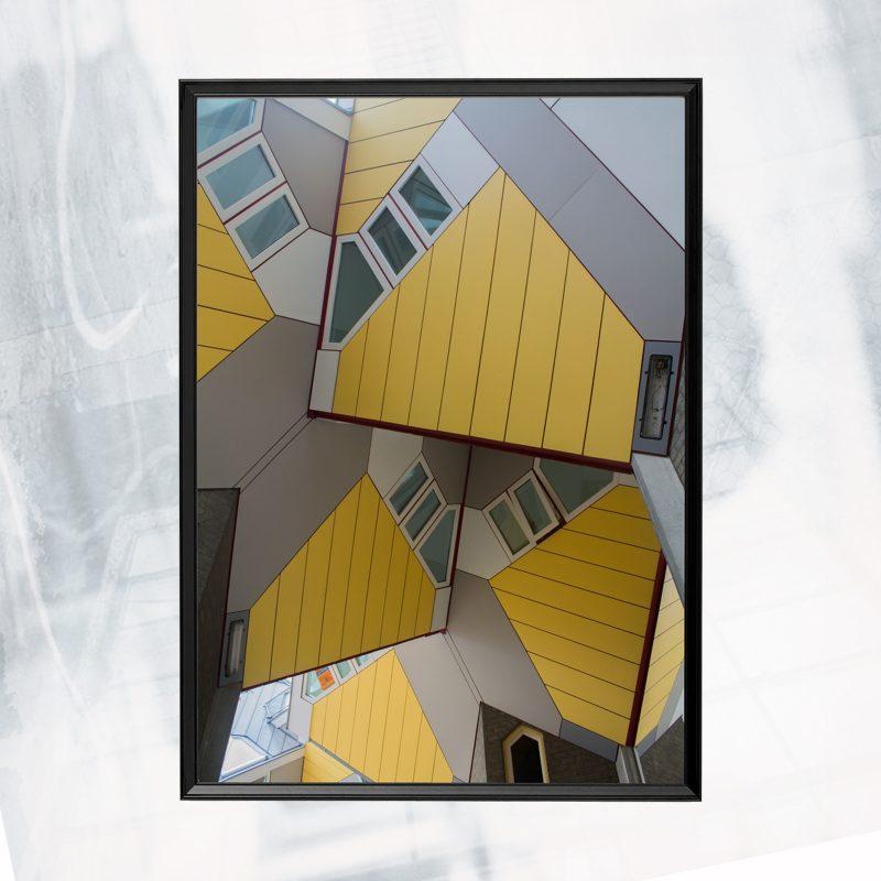 shop_background_cube houses_framed