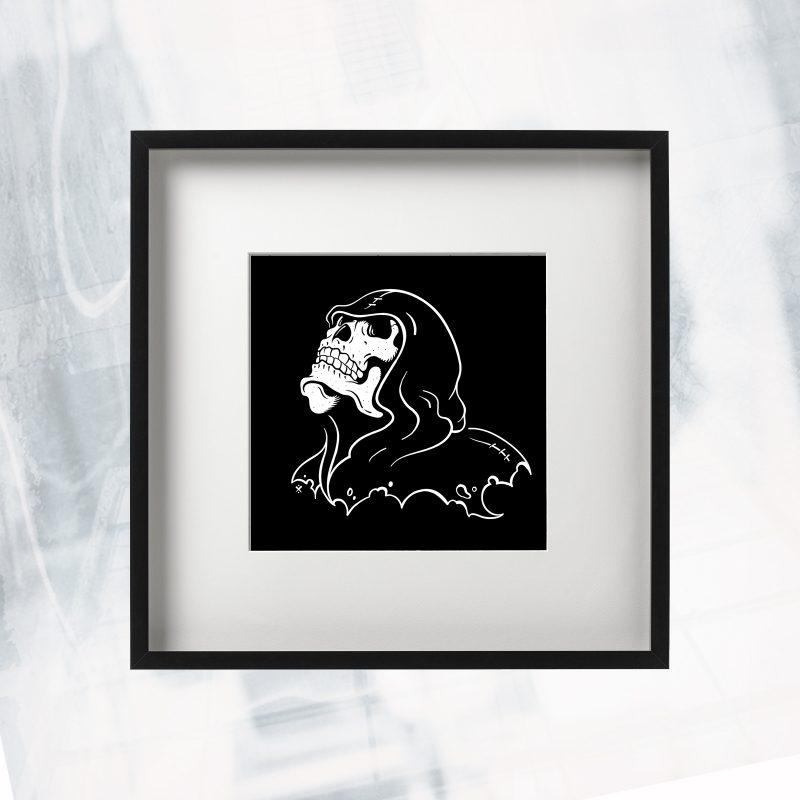 JL02-EX-G- Grimm Reaper 1_framed