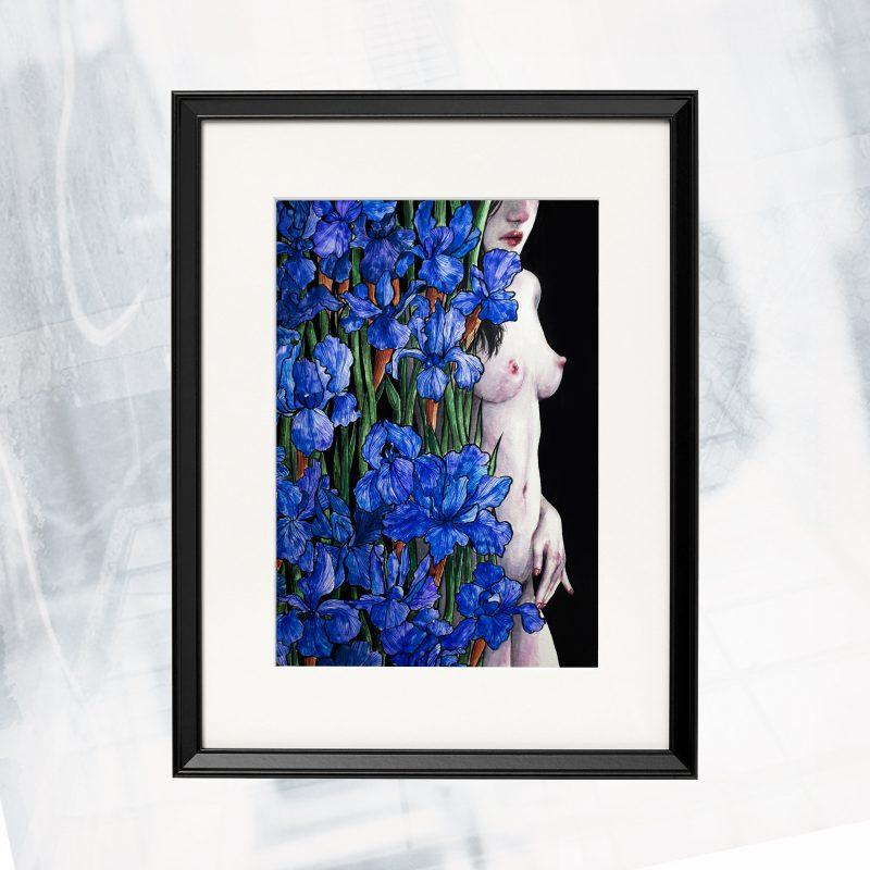 NP01-EX-B- Iris_framed